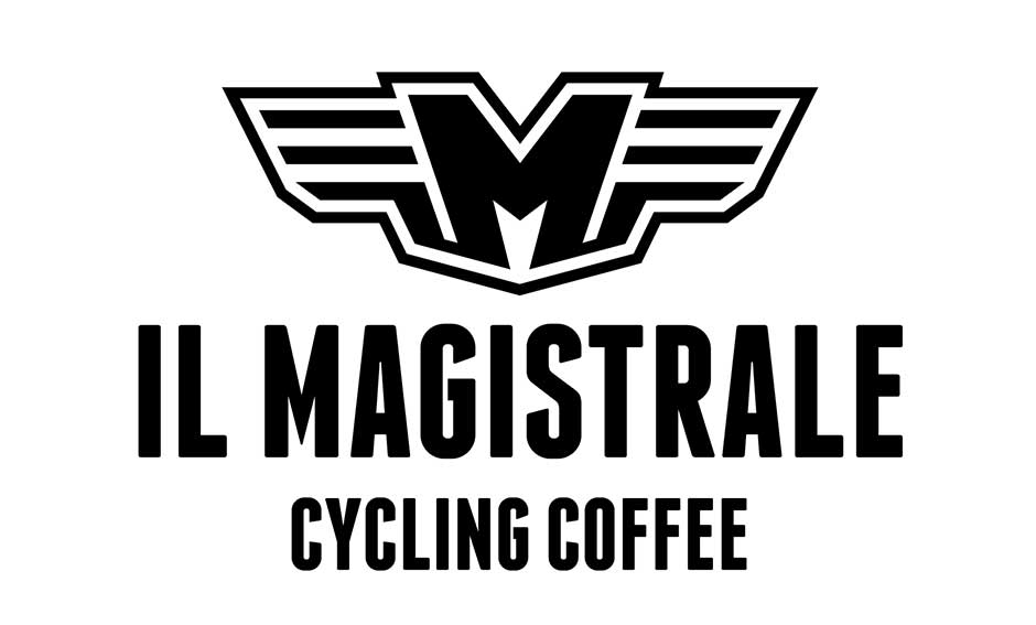 logo Il Magistrale cycling coffee  Allo Vélo Zutendaal Fietsenwinkel #allovelo #ilmagistrale